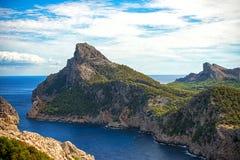 Cap de Formentor. Royalty Free Stock Images