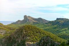 Cap de Formentor. Stock Photos