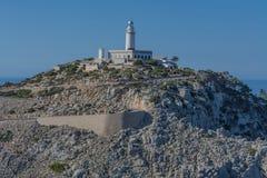 Cap de Formentor, Mallorca Stock Image
