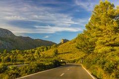Cap de Formentor, Mallorca, Spain Stock Image