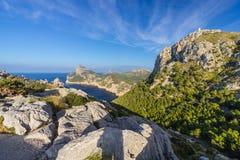 Cap de Formentor, Mallorca, Spain Royalty Free Stock Image
