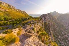 Cap de Formentor, Mallorca, Spain Stock Photos