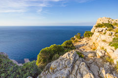 Cap de Formentor, Mallorca, Spain Stock Images