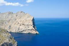 Cap de Formentor, Mallorca, Spain Royalty Free Stock Photo