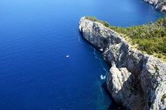 Cap de Formentor in Mallorca, Spanien Stockfotografie
