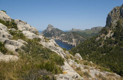 Cap de Formentor Royalty Free Stock Photos