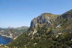 Cap de Formentor Royalty Free Stock Photo