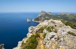 Cap de Formentor Royalty Free Stock Images