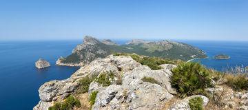 Cap de Formentor Stock Photography