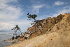 Cap de l'île Photo stock