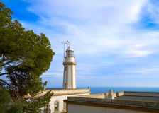 Cap de la Nau Nao cape in Xabia Javea Royalty Free Stock Photos