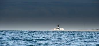 Cap de phare Recife/Afrique du Sud Images stock
