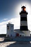 Cap de phare Recife/Afrique du Sud Photographie stock libre de droits