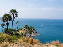Cap de Prompthep avec la vue d'océan Image stock