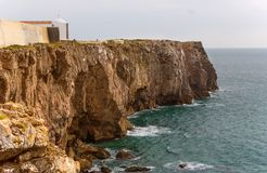Cap de Sagres Photo stock