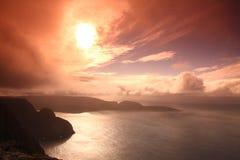 Cap du nord Image libre de droits