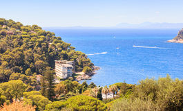 Cap Ferrat Royalty Free Stock Photos