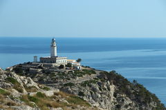 Cap Formentor. In Majorca, Spain Stock Images