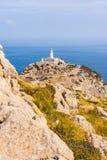 Cap Formentor, Majorca. (spain Royalty Free Stock Photo