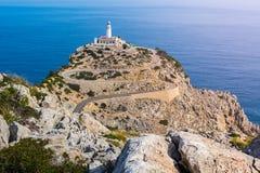 Cap Formentor, Majorca Royalty Free Stock Photo