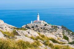 Cap Formentor, Majorca. (spain Stock Photo