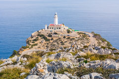 Cap Formentor, Majorca Stock Images