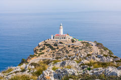 Cap Formentor, Majorca. (spain Royalty Free Stock Photography