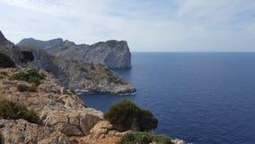 Cap Formentor. Mallorca Cap Formentor Royalty Free Stock Image