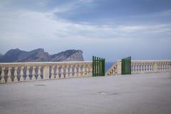Cap Formentor Mallorca. Landscape at Cap Formentor Mallorca Stock Image