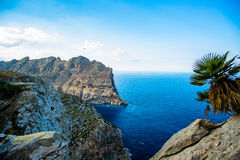 Cap Formentor, Mallorca, Spain Stock Photography
