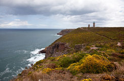 Cap Frehel Stock Photography