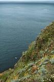 Cap Frehel (Brittany, France): the coast Royalty Free Stock Photography