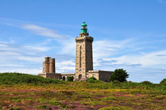 Cap Frehel in France Royalty Free Stock Images