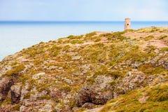 Cap Frehel peninsula Stock Image