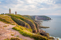 Cap Frehel Royalty Free Stock Images