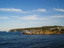 Cap Garoupe de vue Images libres de droits