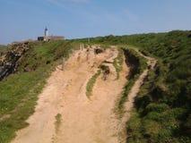 Cap Gris-Nez (France). Picture of Cap Gris-Nez (France Stock Photos