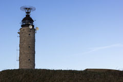 Cap Gris Nez Lighthouse in France Royalty Free Stock Image