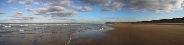 Cap gris nez, opal coast, france Stock Photos