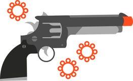 Cap Gun Stock Image