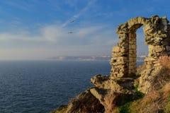Cap Kaliakra Image libre de droits