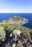 Cap lardier Peninsula. Royalty Free Stock Photos