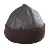 Cap Leather Stock Images