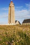 Cap Levi Lighthouse Stock Images