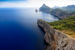 Cap on Majorca Royalty Free Stock Photos