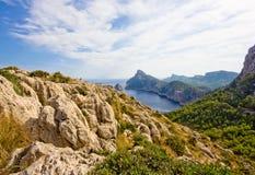 Cap on Majorca Stock Photos