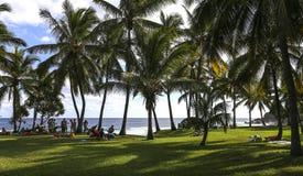 Cap mechant coastline, La Reunion island, france. A view in CAPE MECHANT, LA REUNION, FRANCE, APRIL 24 :  Cape Mechant coastline, La Reunion island, Indian Ocean Stock Photo