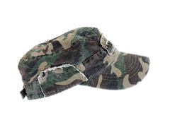 Cap military Stock Photo