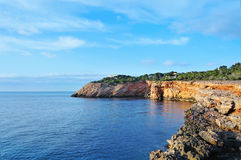 Cap Negret, Ibiza, Balearic Islands, Spain Royalty Free Stock Photo
