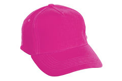 Cap – Pink Royalty Free Stock Photography